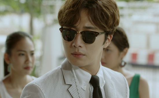 """Nỗ lực của tài tử Jung Il Woo qua phim truyền hình """"Chuyện tình làng giải trí"""""""