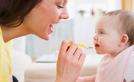 """Nguyên tắc """"vàng"""" giúp trẻ có hệ tiêu hóa khỏe mạnh"""