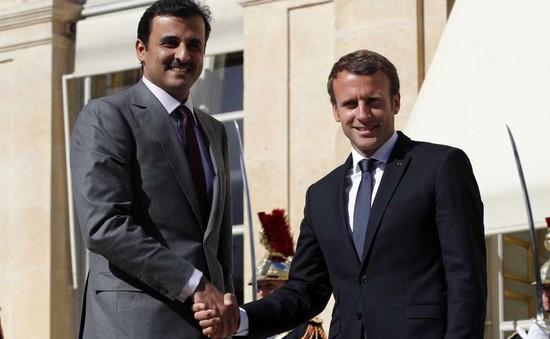 Pháp kêu gọi dỡ bỏ cấm vận Qatar