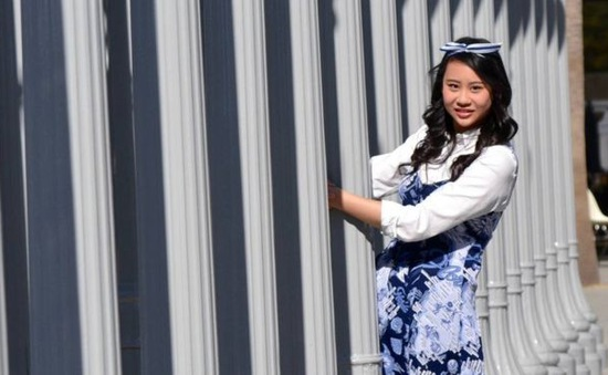Cô gái 17 tuổi nhận thư mời nhập học của cả 8 trường ĐH hàng đầu của Mỹ