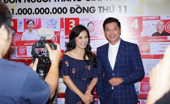 Quang Minh - Hồng Đào trở thành đại sứ thương hiệu của Best Products