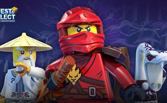 Nexon ra mắt game di động LEGO Quest & Collect