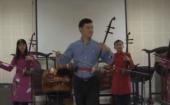 Biểu diễn nhạc Jazz bằng nhạc cụ dân tộc