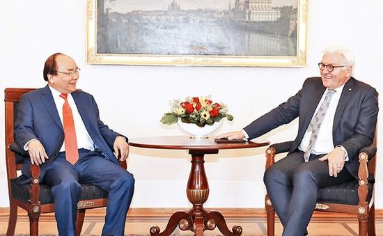 Việt Nam luôn coi Đức là đối tác tin cậy, quan trọng ở châu Âu