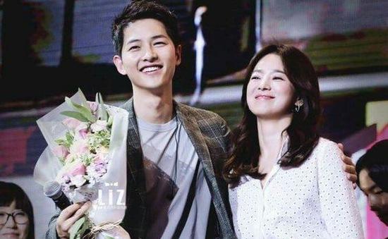 Song Hye Kyo bác tin cùng Song Joong Ki tới Bali chụp ảnh cưới