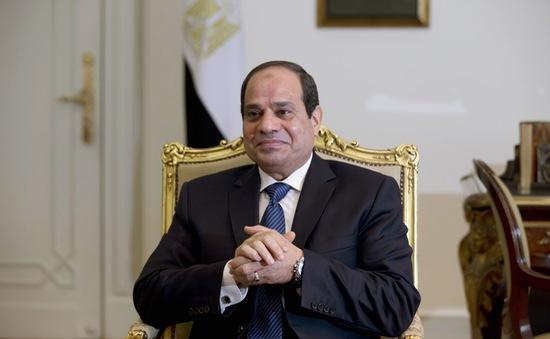 Tổng thống Ai Cập bắt đầu chuyến công du thứ tư tới châu Á