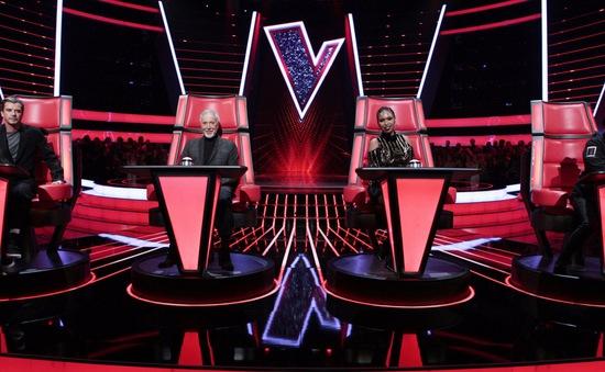 Bất ngờ trước sự thay đổi về format của The Voice Anh