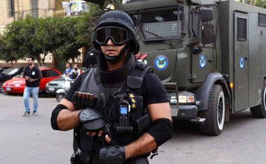 Quân đội Ai Cập chặn đứng một vụ tấn công bằng bom xe ở Bắc Sinai