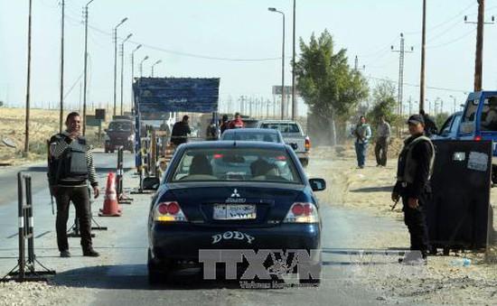 Ai Cập tiêu diệt 6 phần tử khủng bố nguy hiểm