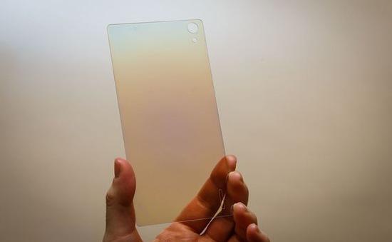 Smartphone bền hơn, hiển thị nét hơn khi sử dụng màn hình bằng… kim cương