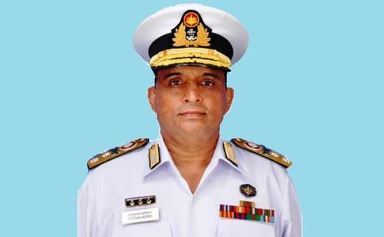 Tư lệnh Hải quân Bangladesh thăm Ấn Độ