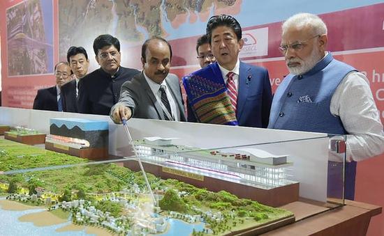 Ấn Độ vay tiền của Nhật Bản đầu tư tàu siêu tốc