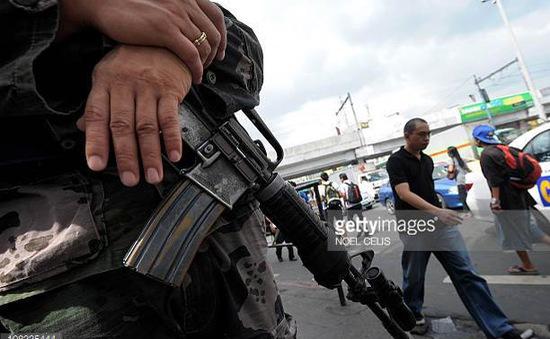 Thủ đô Manila (Philippines) tăng cường an ninh