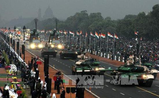 Ấn Độ kỷ niệm 68 năm Ngày Cộng hòa
