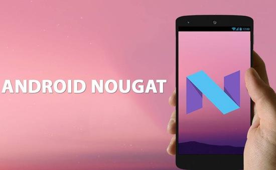 Android Nougat không thành công như mong đợi