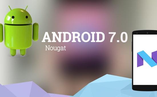 """Kẹo Nougat không quá """"ngọt"""" với Google"""