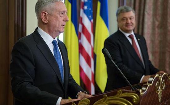 Mỹ cam kết gói hỗ trợ quân sự 175 triệu USD cho Ukraine
