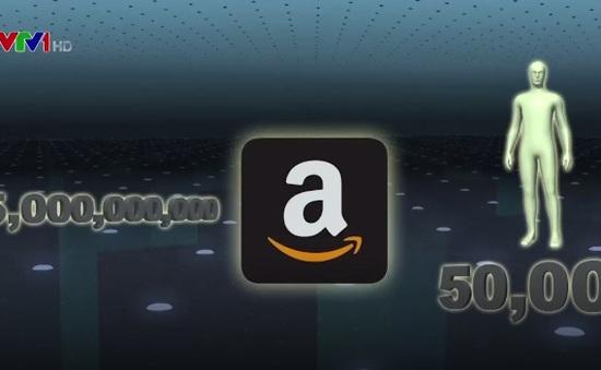 Mỹ: Các thành phố đua nhau chào mời Amazon đặt trụ sở