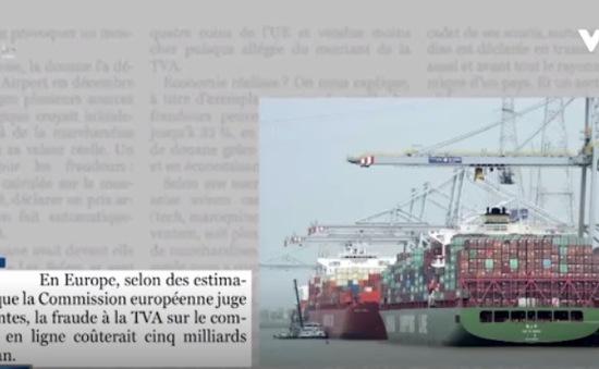 Trung Quốc gian lận thuế giá trị gia tăng quy mô lớn tại Bỉ