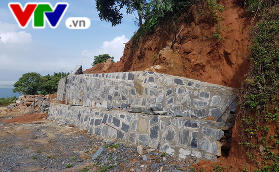 Không có việc xây dựng lại các hạng mục công trình tại dự án Biển Tiên Sa, Sơn Trà