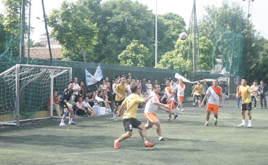 VTVcab vô địch Giải bóng đá mini VTV 2017