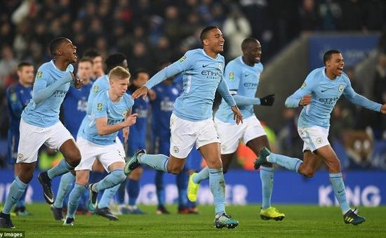 ĐHTB lượt đi Ngoại hạng Anh 2017/18: Thành Manchester áp đảo