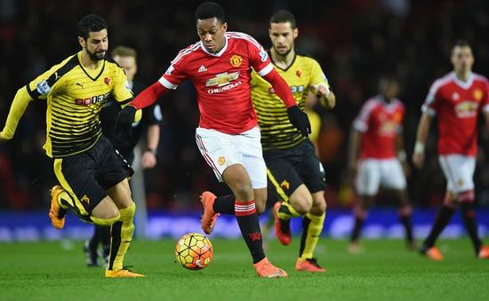 Lịch trực tiếp bóng đá Ngoại hạng Anh vòng 14: Man Utd đối đầu Watford, Man City tiếp đón Soton