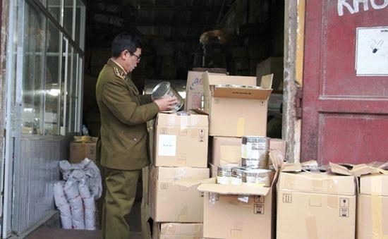 Công ty thiết bị y tế vi phạm an toàn vệ sinh thực phẩm