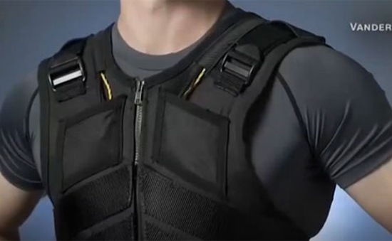 Độc đáo đồ lót giúp chữa bệnh đau lưng