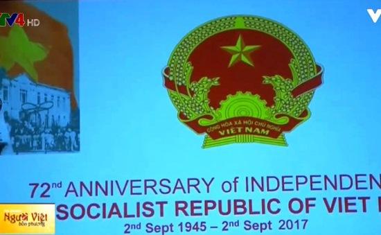 Đại sứ quán Việt Nam tại Áo kỷ niệm ngày Quốc khánh