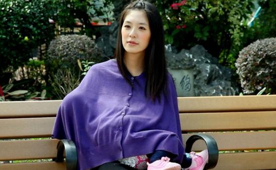 Trang phục dành cho phụ nữ cho con bú nơi công cộng