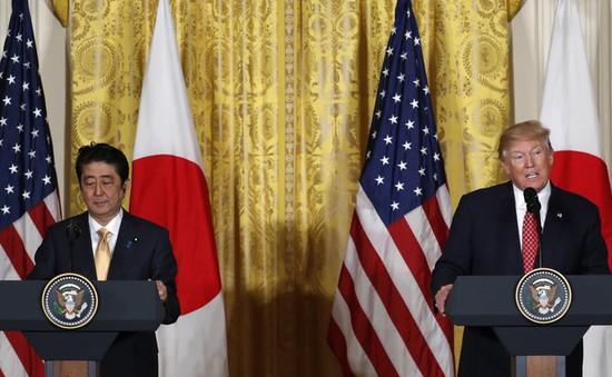 Thủ tướng Nhật Bản hội đàm với Tổng thống Mỹ: Cam kết củng cố quan hệ đồng minh