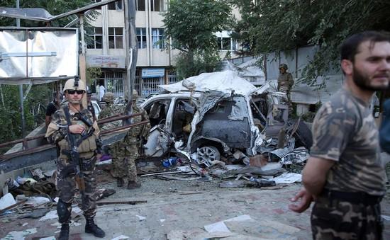 Nổ bom xe ở thủ đô Kabul của Afghanistan, 3 người thiệt mạng