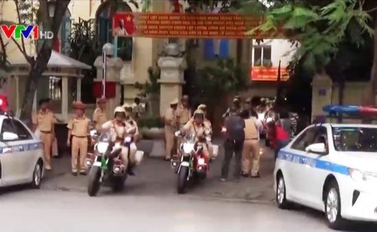 Đảm bảo an toàn giao thông phục vụ APEC Đà Nẵng
