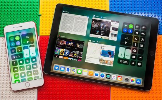 Apple: iOs 11 đã được cài đặt trên 52% thiết bị