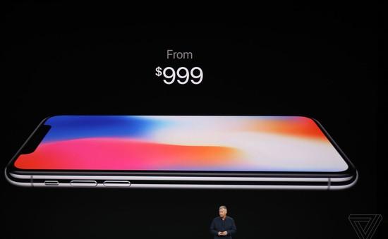 Những thay đổi cách mạng trên iPhone X có giá từ 999 USD