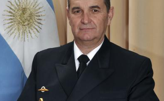 Tư lệnh Hải quân Argentina bị cách chức sau vụ tàu ngầm mất tích