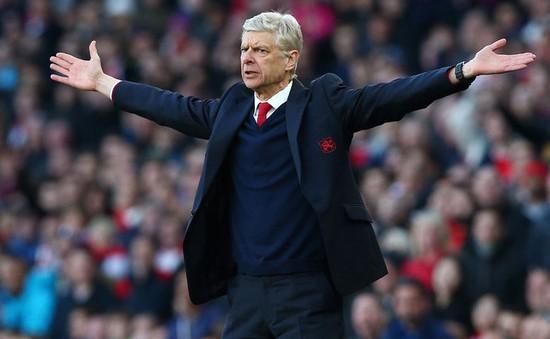 HLV Wenger khẳng định sẽ chốt tương lai vào cuối mùa 2017/18