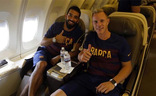 Sao Barca cá cược cắt tóc, cạo râu nhau nếu vô địch Champions League