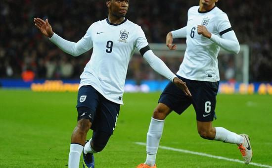 Dự đoán danh sách ĐT Anh tại World Cup 2018: Smalling, Sturridge mất suất?