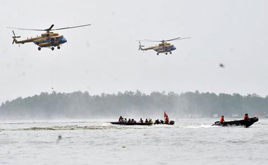 ASEAN lần đầu diễn tập chống thảm họa