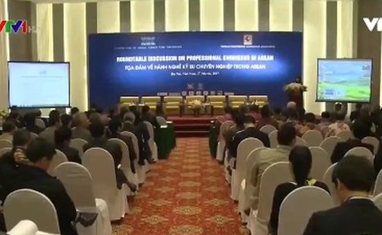 Chậm công nhận dịch vụ Kiến trúc trong ASEAN