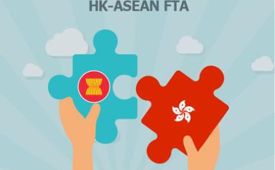 ASEAN và Hong Kong (Trung Quốc) kết thúc đàm phán FTA