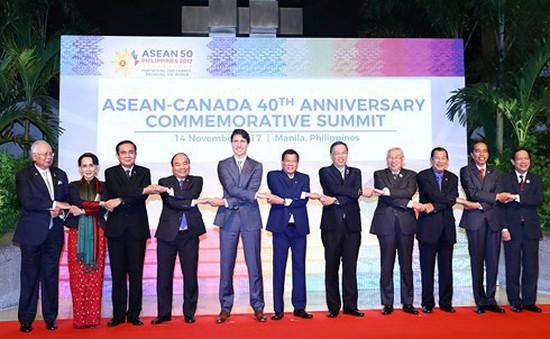 Canada đề nghị được tham dự Hội nghị Cấp cao Đông Á