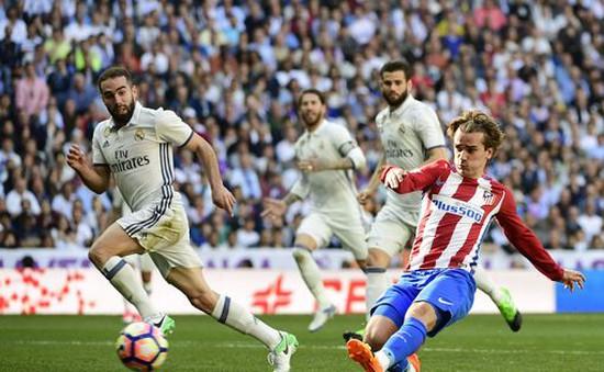 Bị Atletico ghìm chân, ngôi đầu của Real Madrid trở nên lung lay