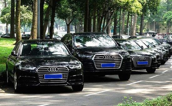 Bán công khai 400 xe Audi phục vụ APEC