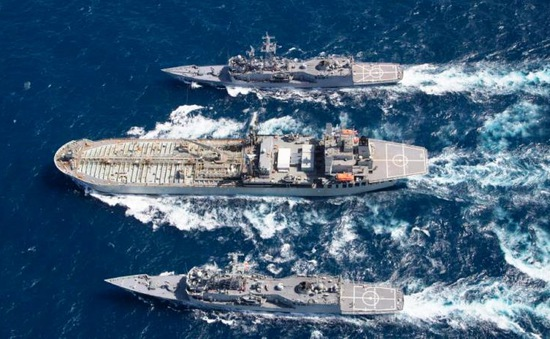 Australia xây dựng hệ thống phòng thủ trên biển