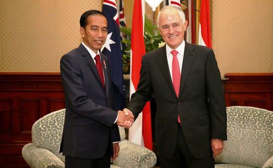 Khôi phục hợp tác quốc phòng Australia và Indonesia