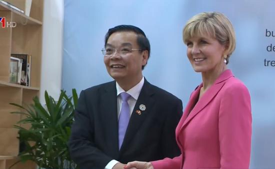 Australia hỗ trợ đổi mới sáng tạo ở Việt Nam