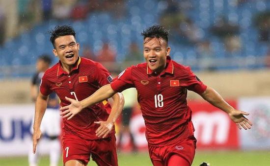 ĐT Việt Nam vươn lên số 1 Đông Nam Á trên BXH FIFA năm 2017